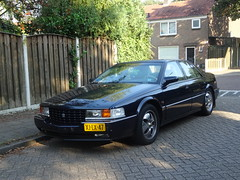 Cadillac SEVILLE TOURING SEDAN STS 1998 Deventer (willemalink) Tags: cadillac seville touring sedan sts deventer 1998