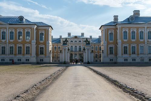 Palacio Rundale. Letonia 34