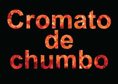 Cromato de chumbo (emsintese) Tags: chumbo lead cromato chromate chemistry qumica unipampa