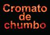 Cromato de chumbo (emsintese) Tags: chumbo lead cromato chromate chemistry química unipampa