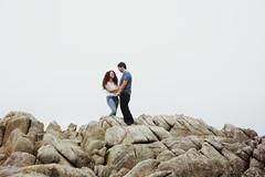 I'd walk on those stars (Therese Trinko) Tags: engagement bayarea monterey pacificgrove california wedding love romance ruleofthirds