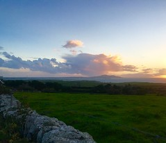 (bethcoupe) Tags: views walking anglesey village sunset mountain