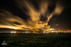 Oops! (Impact Imagz) Tags: broadbay isleoflewis outerhebrides westernisles scotland lochatuath lightpollution iso clouds cloudscapes stars nightsky nightphotography astro
