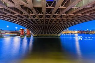 Blackfriars Bridge, London, UK