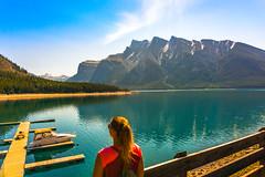 Lake Minnewanka 3 (Shane Kiely) Tags: banff canada lakeminnewanka tunnelmountain vermillionlakes