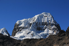 Trapecio (HimalAnda) Tags: peru pérou andes huayhuash cordillère cordillera montagne mountain neige glacier ciel bleu blanc canoneos70d eos70d stéphanebon paysage landscape