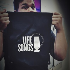 Do you have one of these #LifeSongs totes yet? Claim one now w your gift of $100 or more at 855-816-8581 or www.lifesongs.com! #shareathon