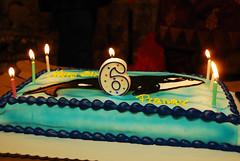 Birthday cake (WorldofArun) Tags: birthday seattle smile cake washington nikon candle dolphin happiness pride september birthdayboy pacificnorthwest whale pugetsound orca firstbirthday celebrate killerwhale orcinusorca woodenville blackfish 2011 18200mm d40x apexpredator yenumula worldofarun arunyenumula oceanicdolphinfamily orcacake pranavkarthik sangeethakarthik