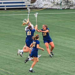 Cal @ Yale (dandimar) Tags: california bears womens cal yale lacrosse berkley