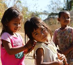 Braiding Hair (Chorizo from Berlin) Tags: geotagged cambodia kambodscha angkor khm minefield 2011 sieamreap siemreab earthasia boengmealea khettsiemreab geo:lat=1348150140 geo:lon=10422610246