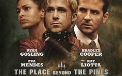 Place Beyond the Pines Poster (CoolHunting Project) Tags: project eva place ryan films review pines bradley cooper movies beyond gosling mendes coolhunting lizandro melean