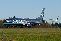 Alaska Airlines N548AS (royalscottking) Tags: alaskaairlines 737800 boeing737 pae painefield kpae n548as alaskaairlinescom