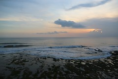 Gentle Waves (brianfarrell) Tags: ocean sea bali indonesia relax march surf peace lot wave serene relaxed tranquil tanahlot tanah 2013