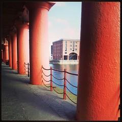 liverpool (valeriadalua) Tags: uk water port liverpool docks river northwest beatles mersey merseyside