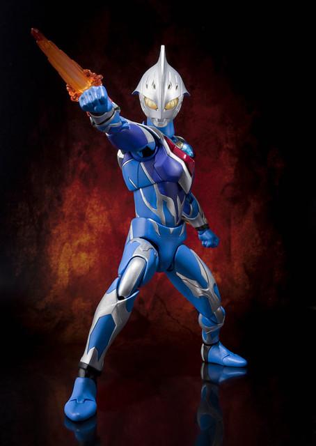 ULTRA-ACT 超人力霸王 Nexus Junis Blue 納克斯