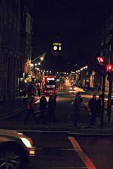 Ben (Rumbii M.) Tags: london night canon square lights big crossing ben trafalgar tourist