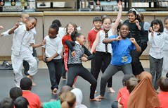 ROH partners with Freed to give 800 children a dance taster