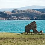 ruin, Iona