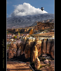Kapadokya  Turkey (marcorenieri) Tags: inverno