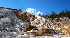 Yellowstone National park  Wyoming . Explored 10/4/13 (josiane St) Tags: nature site nationalpark rocks stones science wyoming geyser