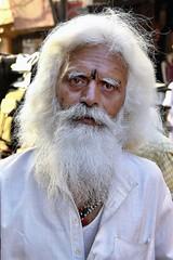 Varanasi - India (Joao Eduardo Figueiredo) Tags: old portrait india heritage water river religious nikon asia indian faith religion temples sacred varanasi spiritual shiva hindu hinduism pilgrimage banks ganges ghats benares ghat holycity uttarpradesh nikond3x