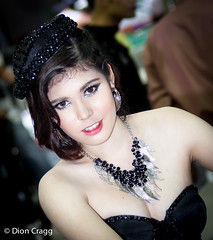 Black Bling (Dion Cragg) Tags: portrait beauty asian thailand asia bokeh bangkok models jewelry thai redlips cleavage thaigirls asiangirls asianwomen asianmodels asianbeauty promogirls asianbeauties thaimodels bangkokinternationalmotorshow asianportrait asianportraits promogals bangkokautoshow2013 bangkokmotorshow2013
