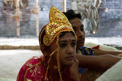 Radha and Krishna (Life in Frozen Frames) Tags: people festival krishna bengal radha charak lifeinfrozenframes reemagill tamaghnasarkar