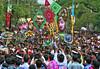 """এসো হে বৈশাখ, এসো এসো । । """"Festival at Dhaka"""" <<IMG_4374>> (Shajjad Hossain) Tags: new year bangladesh bangla 1420 bengali pohela shuvo hossain boishakh noboborsho charukola shajib shajjad"""