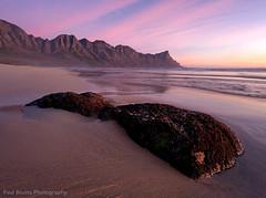 Kogelbaai Beach Dusk (Panorama Paul) Tags: sunset kogelbaai sigmalenses nikfilters vertorama nikond300 wwwpaulbruinscoza paulbruinsphotography