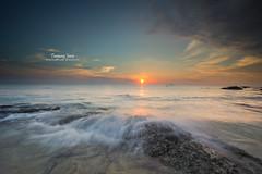 """""""Tanjung Jara Sunrise I"""" (Nur Ismail Photography) Tags: sunrise singleexposure leefilters tanjungjara sifoocom nurismailphotography nurismailmohammed nurismail leeglassenhancer"""