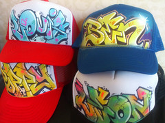 Graffiti trucker hats. by Brave Arts (brave one) Tags: streetart hot graffiti montana forsale vampire arts wallart artists spraypaint artforsale aerosolart spraycanart spraycan blackbook graffitiart artwall muralart spraypainted montanagold lovebomb streetexhibition montanablack graffitimurals wallmurals graffitimural braveart dreamlover ukgraffiti graffiticharacter muralgraffiti graffitidrawing graffitiworkshop skillstopaythebills spraycanartist twistedindividual englishgraffiti britishgraffiti bravearts graffitiuk artistbritish drawingenglish essexartists graffitisketches oneloveoneheartonedestiny muralinspraypaint ukessex essexpainters essexarts graffitiworksops thesmellofblood graffitifashion linetamer nevagrowinup streetartforsale lineism graffitisketchbook spraycanartforsale graffitiartforsale comeandrescueme brave1graffitinet lakesidegraffitigraffitiexhibition graffitigarments grafgarms