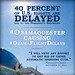 Obama Flight Delays: A Result of Obama's Sequester