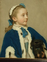 Maria Frederike Van Reede - Athlone at Seven Years Old - At the Getty (Maggie Mbroh, joeyjorie) Tags: