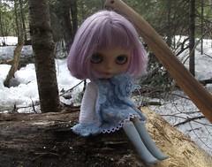 Aurora's got lumberjackness too