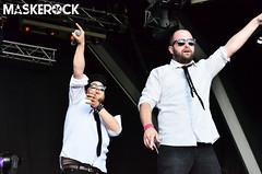 Riot Propaganda # Viña Rock 2013