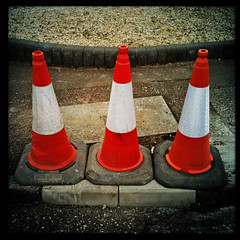 cones (Leo Reynolds) Tags: cone f28 262 3gs iphone iso64 hpexif 0001sec leol30random iphoneography iphone3gs hipstamatic xleol30x grouphipstamatic groupamazingiphone