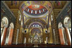 Cathedral Basilica (ioensis) Tags: church saint st louis march catholic cathedral mosaic basilica mo missouri jdl 2013 ioensis