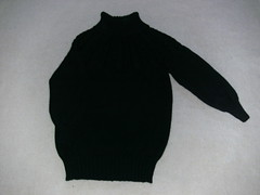 Sweater i 100% uld str 44 (Knitting/strik) Tags: strik