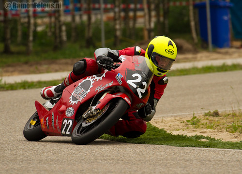 Ricardo Brink - Honda Moto3