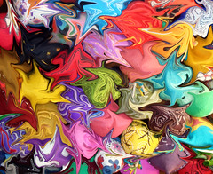 Hats swirl (Gill Stafford) Tags: abstract color colour image hats photograph twirl swirl gillstafford