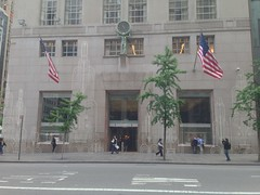 Tiffany & Co. on Fifth Avenue (@GamerChase) Tags: nyc fifthavenue tiffanyco