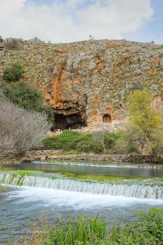 Banias Cliff