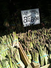 Photo of Fresh Asparagus