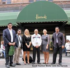 STM Visits the Harrods in London (act.marketing) Tags: uk love tourism argentina shopping marketing model media dubai gulf britain soccer harrods safari saudi hotels mauritius riyadh act