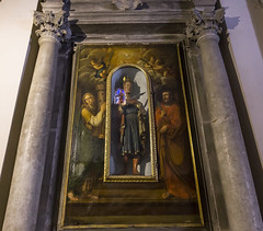 20160725_lucca_san_paolino_999e9 (isogood) Tags: lucca lucques renaissance barroco italy tuscany church religion christian gothic artcraft romanesque sanpaolino