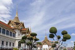 2016/07/28 10h40 Grand Palais (Phra Nakhon) (Valry Hugotte) Tags: bangkok grandpalace grandpalais palaisroyal phranakhon thailand thalande cour krungthepmahanakhon