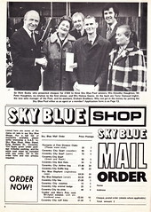 Coventry City vs Grimsby Town - 1973 - Page 4 (The Sky Strikers) Tags: coventry city grimsby town highfield road sky blue official magazine fa cup to wembley 8p