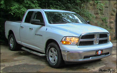2011 Ram 1500 (Photos By Vic) Tags: 2011 11 ram 1500 truck pickup vehicle mopar