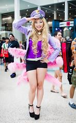 2016 Anime Expo - Popstar Ahri (mambastic photography (aka mamba909)) Tags: pentax k01 sigma2470mmf28ifexdghsm animeexpo animeexpo2016 cosplay コスプレ