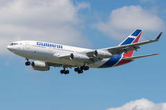 Cubana / Ilyushin IL96 / CU-T1250 / LFPO (_Wouter Cooremans) Tags: lfpo ory orly parisorly spotting spotter avgeek aviation airplanespotting cubana ilyushin il96 cut1250 ilyushinil96